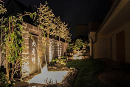 Jardin de style de style Asiatique par -GardScape- private gardens by Christoph Harreiß