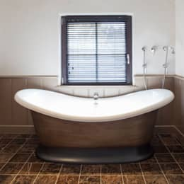 country Bathroom by Taps&Baths