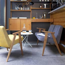 scandinavian Study/office by 366 Concept Design & Lifestyle