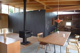 KAZ建築研究室의  거실