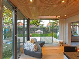 Roorda Architectural Studio: modern tarz Kış Bahçesi