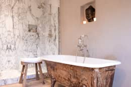 Kenny&Mason Bathrooms: klasieke Badkamer door Kenny&Mason