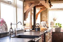 Kenny&Mason Kitchens: landelijke Keuken door Kenny&Mason