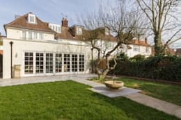 House extension and transformation, Wandsworth SW18: country Houses by TOTUS