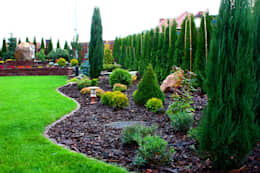 classic Garden by LandscapeDesign.pl
