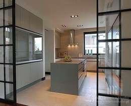 Dom: styl , w kategorii Kuchnia zaprojektowany przez MG Interior Studio Michał Głuszak