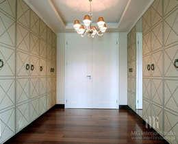 Dom: styl , w kategorii Korytarz, przedpokój zaprojektowany przez MG Interior Studio Michał Głuszak