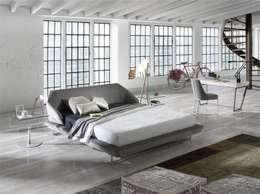 Dormitorio de matrimonio: Dormitorios de estilo moderno de Avant Haus