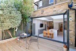 modern Houses by GOAStudio | London residential architecture