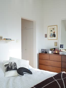 modern Bedroom by Collective Works