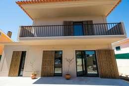 Casas de estilo moderno por shfa