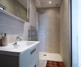 modern Bathroom by Collective Works