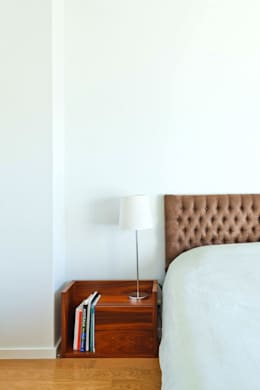 moderne Slaapkamer door Germano de Castro Pinheiro, Lda