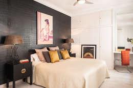 Markham Stagers: asyatik tarz tarz Yatak Odası