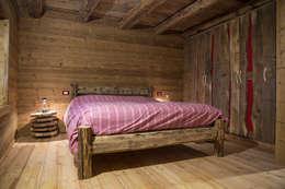 Projekty,  Sypialnia zaprojektowane przez RI-NOVO