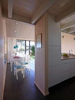 Столовые комнаты в . Автор – Collective Works