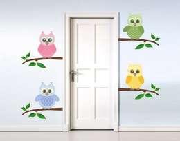 Dormitorios infantiles de estilo clásico por Klebefieber.de - Apalis GmbH