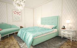 OREL YATAK – DREAM BED YATAK SETİ.: asyatik tarz tarz Yatak Odası