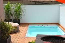 Projekty,  Basen zaprojektowane przez Future Pool GmbH