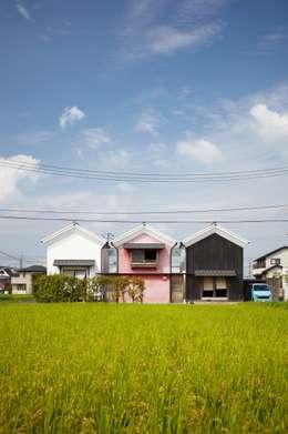 ホリナンの家: 平野建築設計室が手掛けた家です。