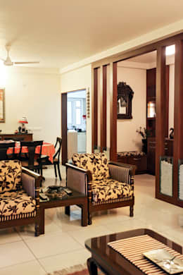 A CREATIVE AXIS INTERIORS PVT LTD PROJECT - 12:   by Creative Axis Interiors Pvt. Ltd.