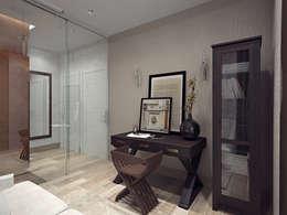 Гостевая спальня: Спальни в . Автор – Олег Елфимычев