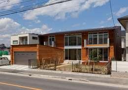 羽根の家: 笹野空間設計が手掛けた家です。