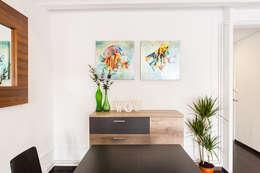 Comedores de estilo moderno por Markham Stagers