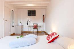 Habitaciones de estilo asiático por Markham Stagers