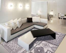 Walls & flooring by louis de poortere