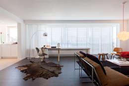 Livings de estilo moderno por JUMA architects