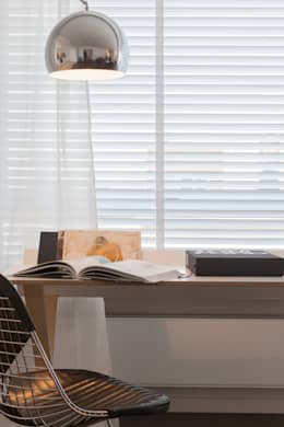 419: moderne Studeerkamer/kantoor door JUMA architects