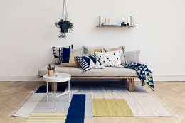 scandinavian Living room by ferm LIVING
