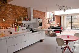keuken en daklicht:   door Tijmen Ploeg Architecten