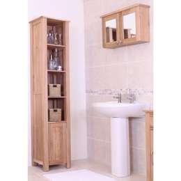 Baños de estilo rústico por Bonsoni.com