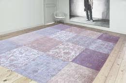 Lavender Interior:  Muren & vloeren door louis de poortere