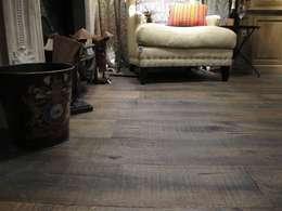 غرفة المعيشة تنفيذ Russwood - Flooring - Cladding - Decking