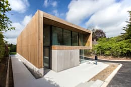 modern Houses by Russwood - Flooring - Cladding - Decking