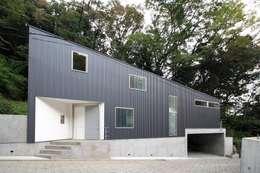 Casas de estilo moderno por The Chase Architecture