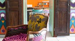 Gîte et chambres d'hôtes: Hôtels de style  par Artist'au Chat