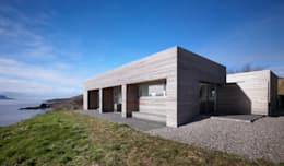 scandinavian Houses by Russwood - Flooring - Cladding - Decking