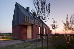 Woonhuis Uitgeest: moderne Huizen door Jan de Wit architect