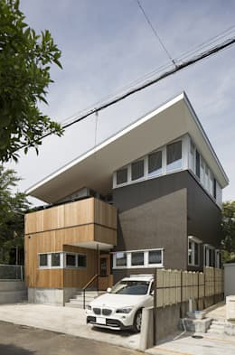 Rumah by 株式会社建楽設計