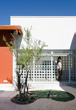 Casas de estilo moderno por NOMA ESTUDIO