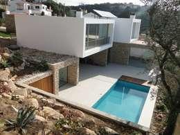 Villa Almoinhas Velhas | Cascais: Habitações  por shfa