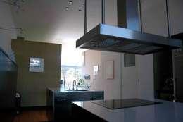 modern Kitchen by TIEN+ architecten