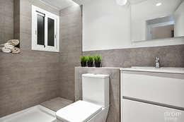 ห้องน้ำ by Dröm Living