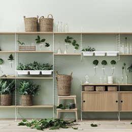 Livings de estilo escandinavo por Connox