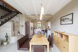 Столовые комнаты в . Автор – qbatur Planungsgenossenschaft eG