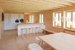 SilvestrinDesign: kırsal tarz tarz Mutfak
